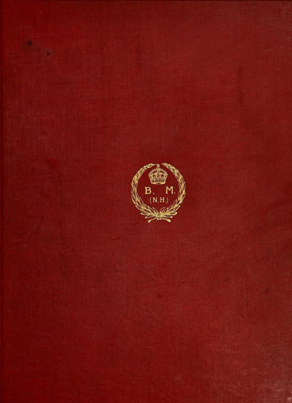 A descriptive catalogue of the marine reptiles of the Oxford clay by British Museum (Natural History). Dept. of Geology
